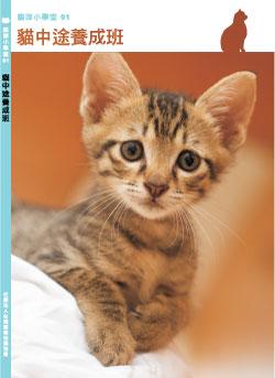 點選下載 貓咪小學堂01-貓中途養成班
