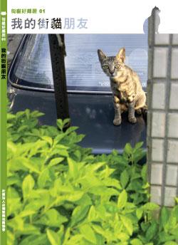 街貓好鄰居01-我的街貓朋友